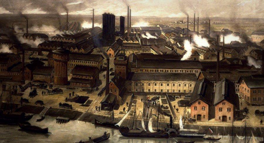 Berlin Industriearchitektur