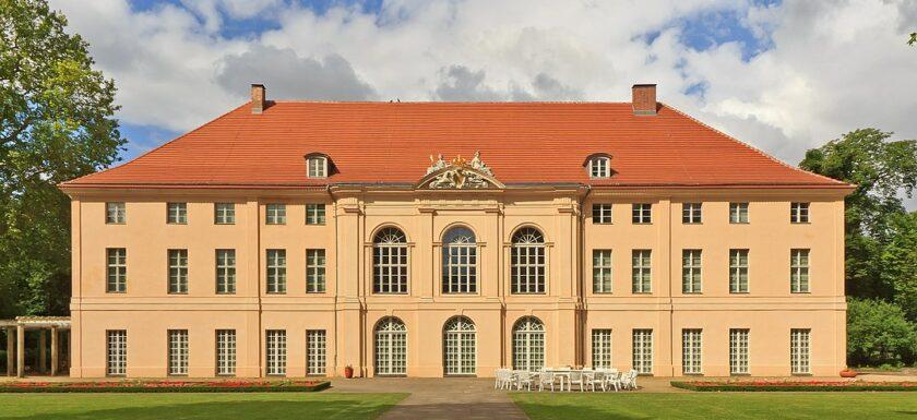 Schloss Schönhausen in Berlin Pankow
