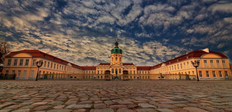 Forscher der TU Berlin untersuchten die Baugeschichte des Schlosses Charlottenburg