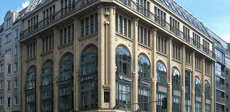 Das Mädlerhaus in Berlin-Mitte