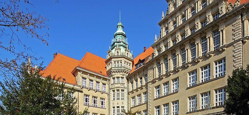 Carl-von-Ossietzky-Gymnasium in Berlin-Pankow